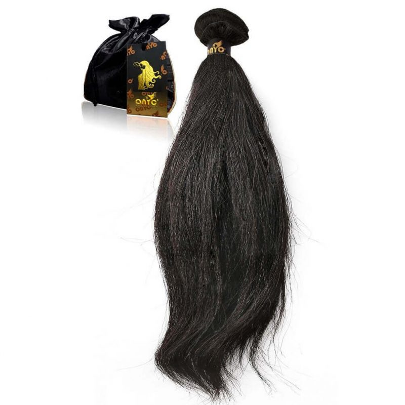 ONYC Relaxed Perm Machine Weft Feature