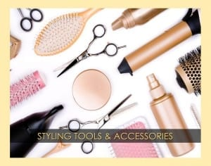 ONYC STYLING TOOLS ACCESSORIES