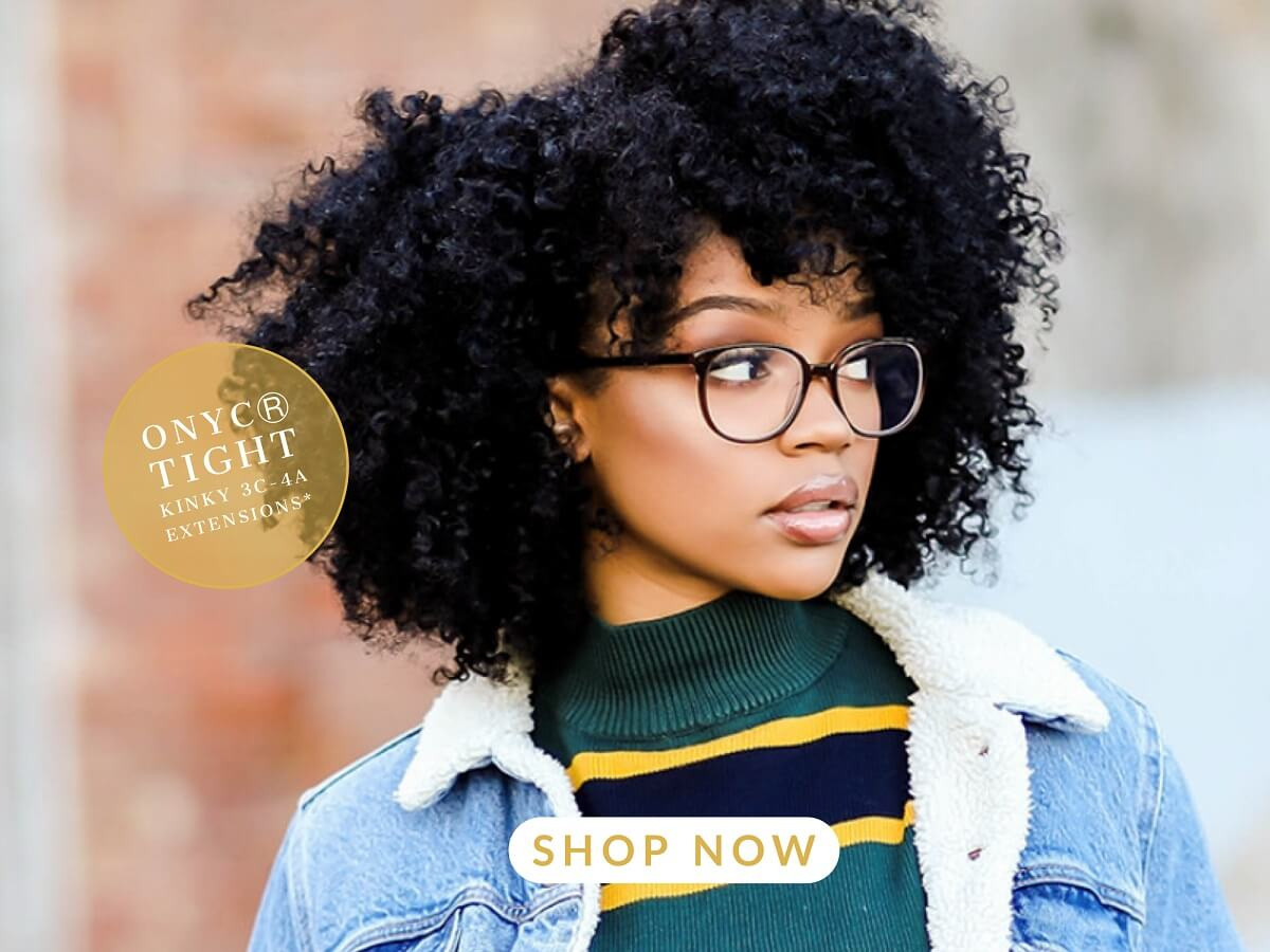 ONYC Tight Kinky Curly 3C 4A