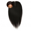 Silky Straight Hair Closure with Baby Hair for Most Natural Look! ONYC Virgin 1B Frontal Closure