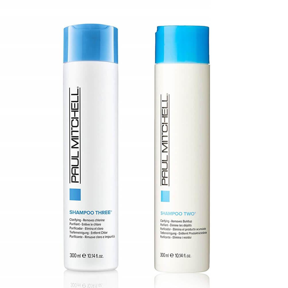 Paul Mitchell Shampoo Two, Paul Mitchell Shampoo Three