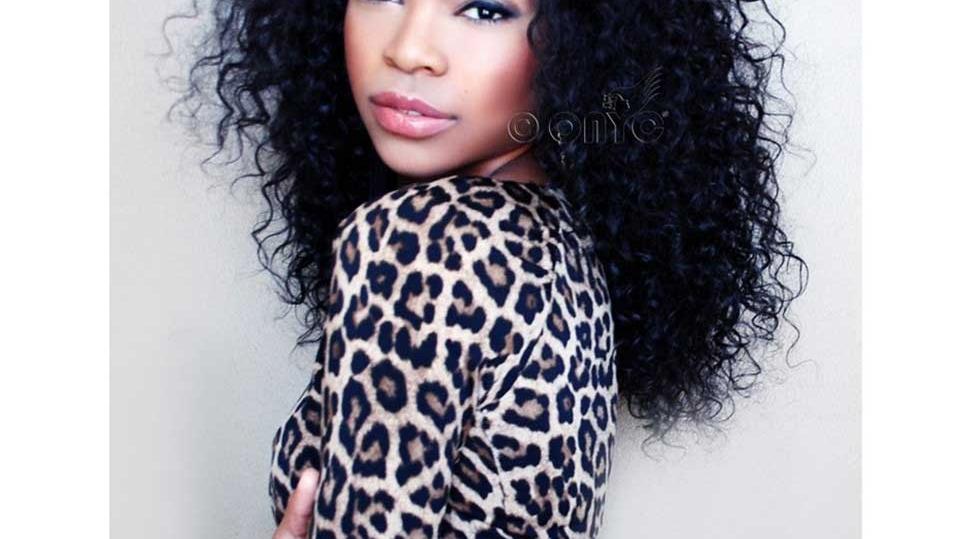 Renee With ONYC Hair Curly Addiction 3B Hair