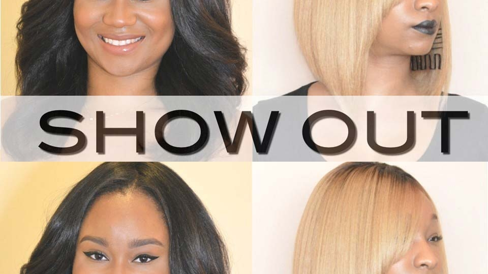 Reniece And Brenice Showcasing ONYC Hair Versatility