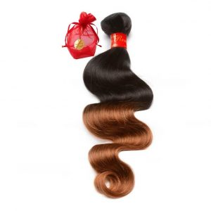 Sassy Remy Ombre Body Wave Weave 1B And 6 Feature