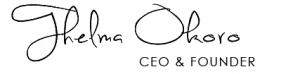 Thelma Okoro CEO Signature