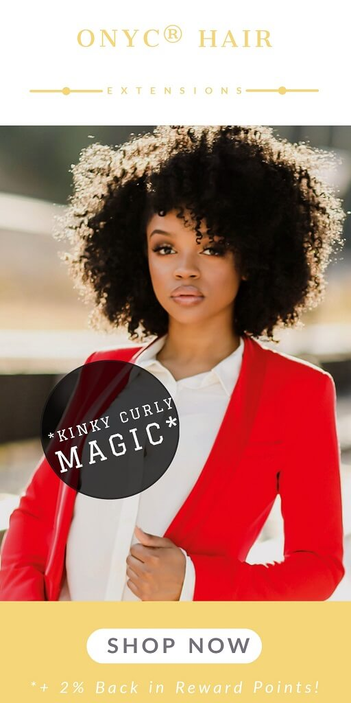 Kinky Curly Magic