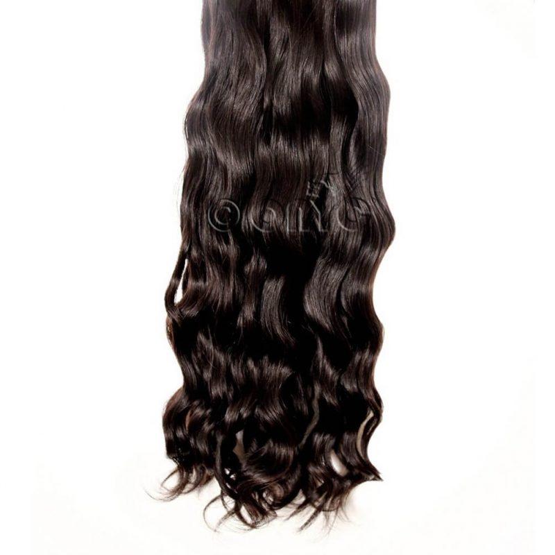 Virgin Wavy Hair Extensions – ONYC Body 2 Wavy