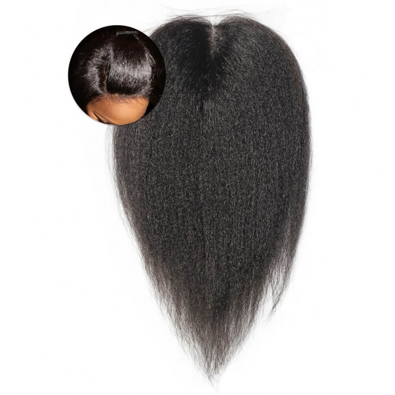 Fro Out Kinky Straight Virgin Hair Closure Onyc