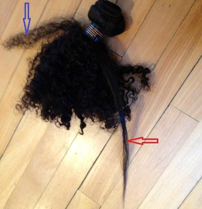 How To Successfully Measure Curly Hair Length Straight State