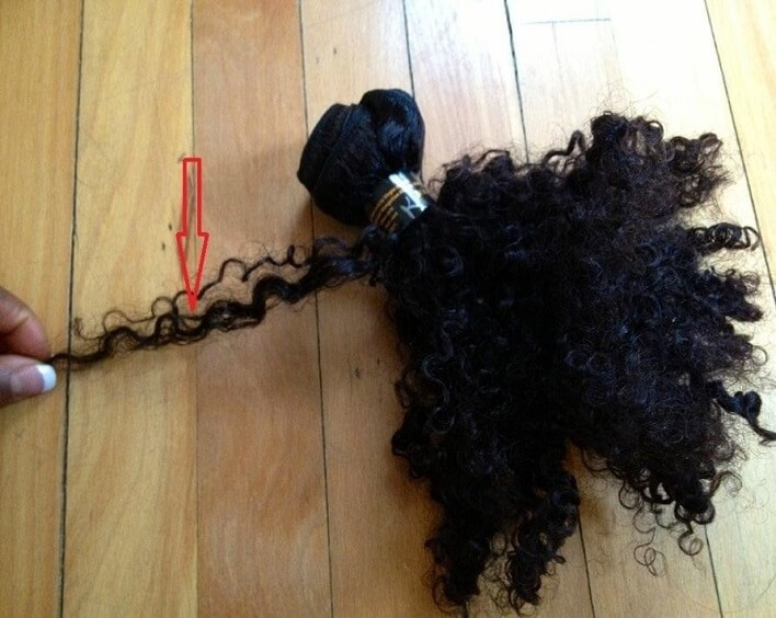 How To Successfully Measure Curly Hair Length