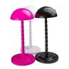 Mushroom Plastic Wig Stand Hat Display