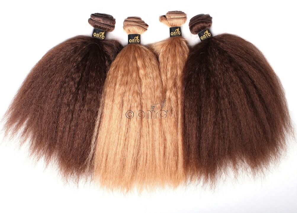Onyc Fro Out Kinky Straight Golden Collection
