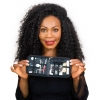 ONYC Clip In Hair Extension Making Kit is the perfect kit for DIY tutorial Onyc Hair Ceo With Clipin Hair Extension Kit