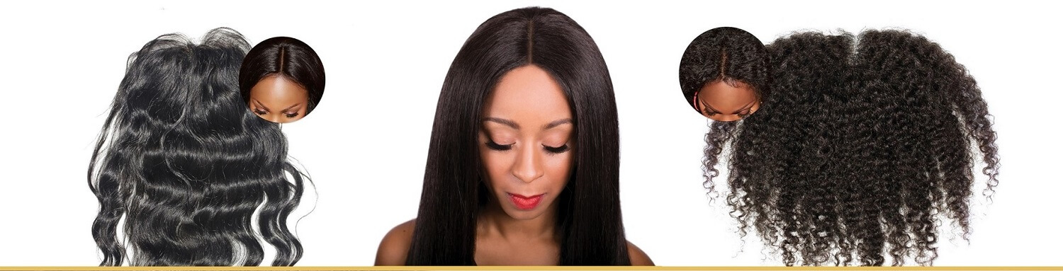 Onyc Hair Natural Frontal Closures