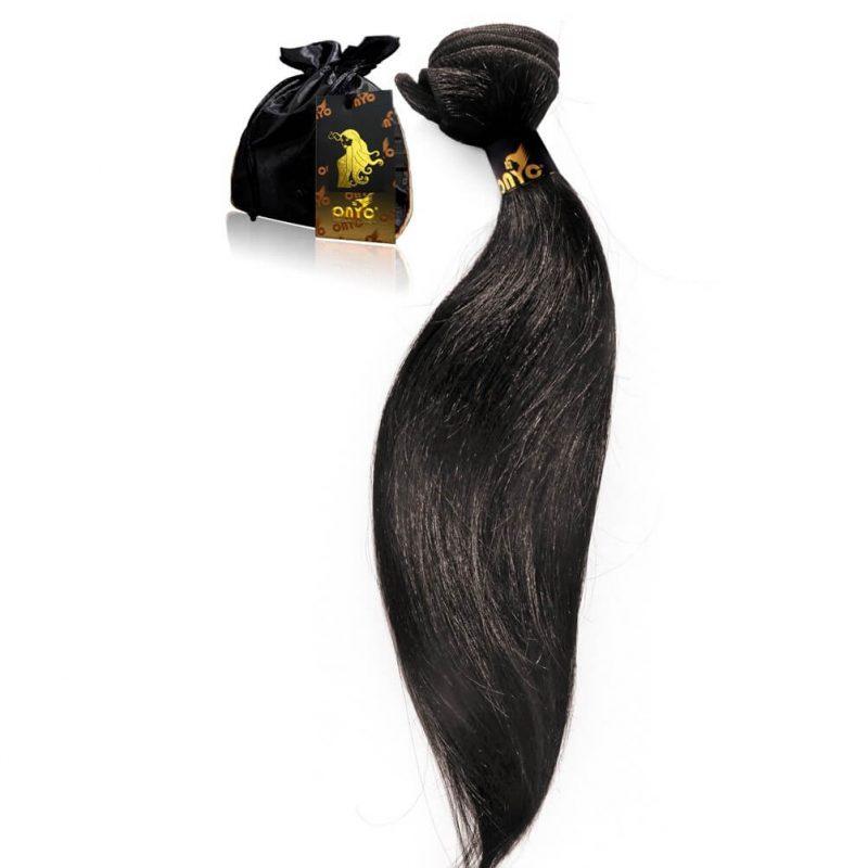 Onyc Hair Virgin 1b Natural Straight Hair