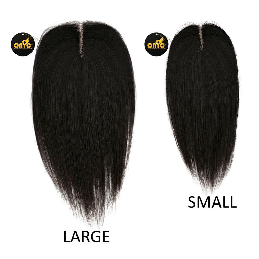 Relaxed Straight Closure ONYC Light Relaxed Perm Frontal Closure Onyc Light Relax Perm Frontal Closure Large And Small
