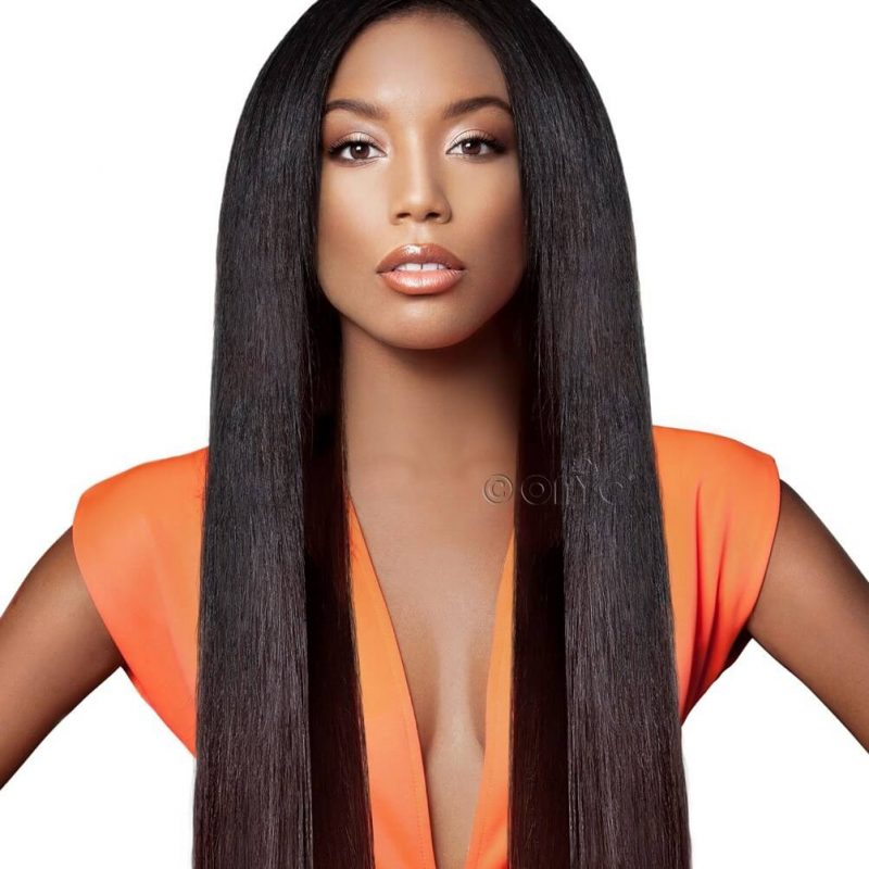 Onyc Light Relaxed Perm Hair Extensions
