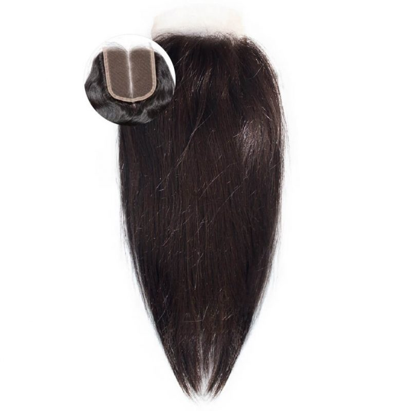 Onyc Sassy Remy Silky Straight Closure Feature